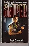 Sniper, Jack Cannon, 0671632086
