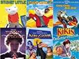 Chitty Chitty Bang Bang, Kiki's Delivery Service, Stuart Little 1 & 2, The Indian in the Cupboard, The Emperor's New Groove