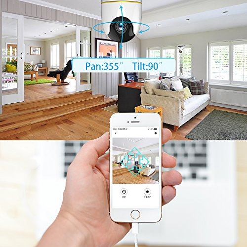 Home Security Camera Compatible With Alexa Echo Show
