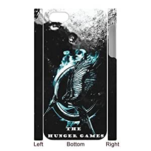 Custom Your Own Unique Movie The Hunger Games iphone 5/5s iphone 5/5s Cover Snap on Hunger Games iphone 5/5s iphone 5/5s Case