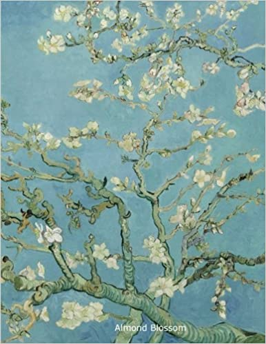 the large plane trees vincent van gogh lined notebook 6x9