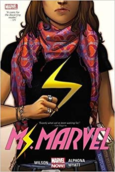 Image result for ms marvel hardcover