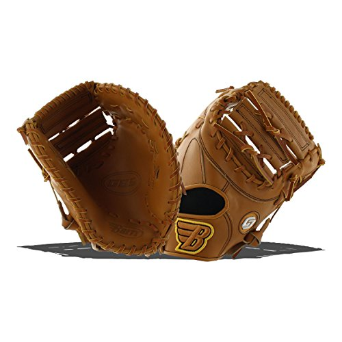 Brett Bros ML2-FB Left Hand Thrower Supreme Series Softball Glove