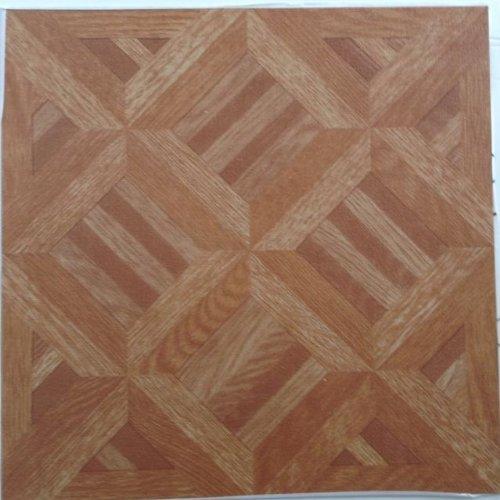 100 Self Adhesive Vinyl Floor Tiles Bathroom Kitchen Laminate ...