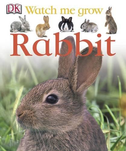 Read Online Rabbit (Watch Me Grow) PDF