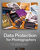Data Protection for Photographers Front Cover