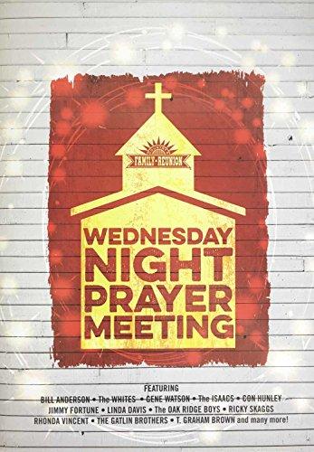 CFR Wednesday Night Prayer (Oak Widescreen Tv)
