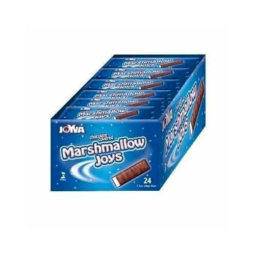 Joyva Marshmallow Joys (Pack of - Jelly Chocolate Rings