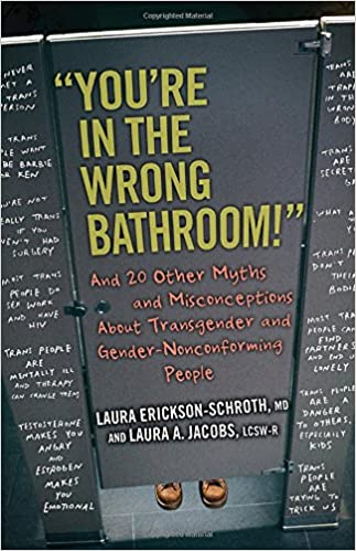 Image result for you're in the wrong bathroom and 20 other