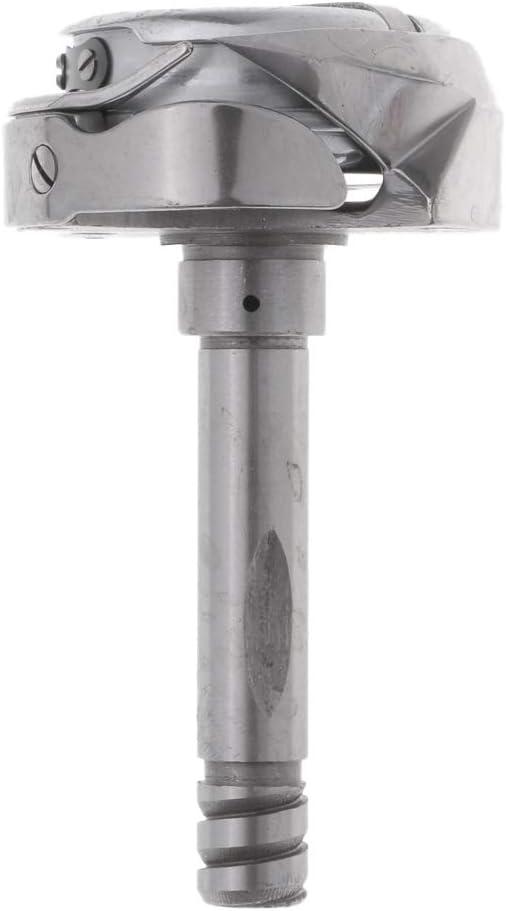 Baoblaze Gancho Giratorio para Máquina de Coser Accesorio - para Mitsubishi DU-100-22, 105-22, 90 x 45 x 48mm