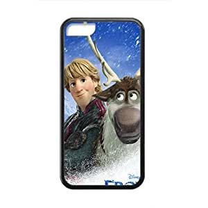 Frozen Kristoff And Sven Design Best Seller High Quality Phone Case For Iphone 5/5S Cover