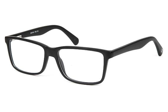 63a88e4daf2 SmartBuy Collection Polly Unisex Prescription Eyeglass Frames - Full Rim  Square Designer Glasses Frame - Polly