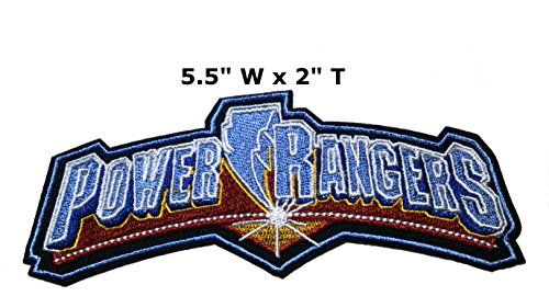 Power Rangers Text - 5.5