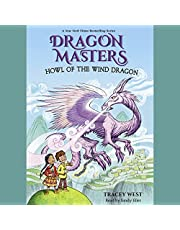 Howl of the Wind Dragon: Dragon Masters, Book 20