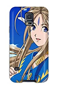 3833981K79761472 New Style Oh My Goddess Premium Tpu Cover Case For Galaxy S5