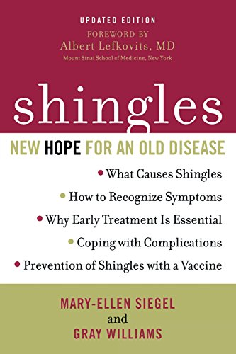 Shingles  New Hope For An Old Disease