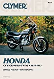 Clymer Honda CX & GL500/650 Twins, 1978-1983: Service, Repair, Maintenance (Clymer Motorcycle)