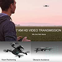 GDU O2 PRO RC Drone Quadcopter with 7K HD Video Camera