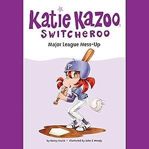 Major League Mess-Up Audiobook