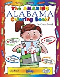 The Cool Alabama Coloring Book, Carole Marsh, 0793398479