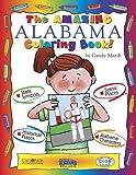 The Cool Alabama Coloring Book, Carole Marsh, 0793398479