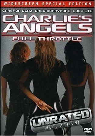 Amazon Com Charlie S Angels Full Throttle Dvd 2003 Region 1 Us Import Ntsc Movies Tv