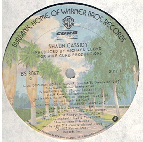 Shaun Cassidy: Cassidy Shaun: Amazon.es: Música