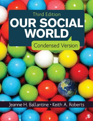Download Our Social World: Condensed Version Pdf