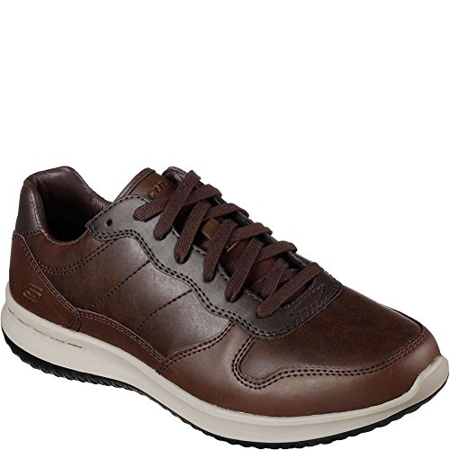 Delson Sneakers Marron 65411 Skechers Marrones 55qWw4xfr