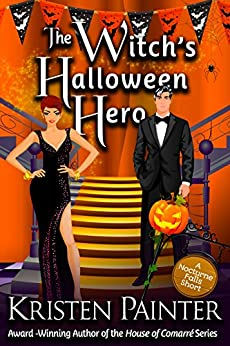 Witchs Halloween Hero Nocturne Falls ebook product image