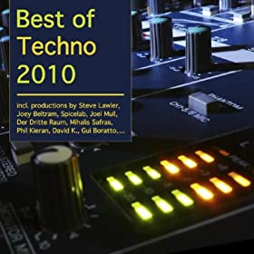 Various Best Of Techno - Volume Two