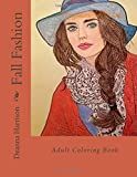 Fall Fashion: Adult Coloring Book
