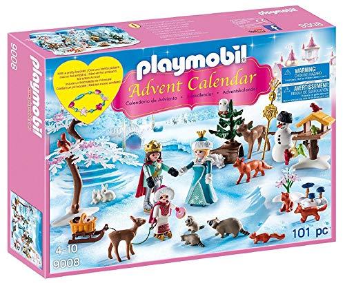 PLAYMOBIL® Advent Calendar - Royal Ice Skating Trip