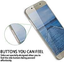 a3a880f19e6 SDTEK Funda para Samsung Galaxy A3 (2017) 360 Doble Delantera [Transparente  Carcasa]. Cargando imágenes.