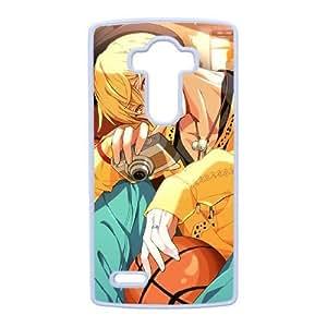 Special Design Cases LG G4 Cell Phone Case White Kuroko's Basketball Jrpdj Durable Rubber Cover