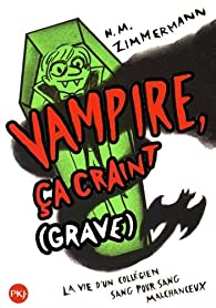Vampire, ça craint (grave) par N. M. Zimmermann
