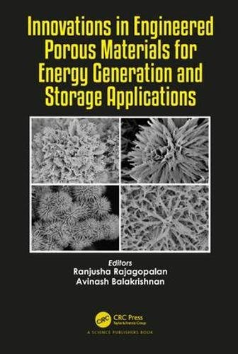 Innovations in Engineered Porous Materials for Energy Generation and Storage Applications-cover