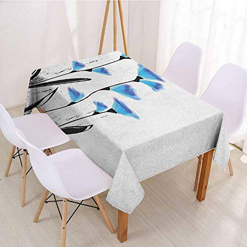 (ScottDecor Christmas Tablecloth Table Cover W 70