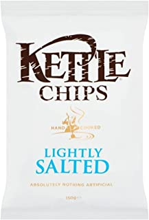 product image for Kettle Chips - Lightly Salted (150g) - Pack of 2