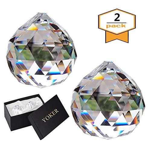Yoker Crystal Pendant Suncatcher Decorating product image