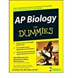 img - for AP Biology For Dummies (For Dummies (Lifestyles Paperback)) (Paperback) - Common book / textbook / text book