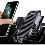 andobil Car Phone Mount Ultimate Smartphone Car Air Vent Holder Easy Clamp Cradle Hands-Free Compatible for iPhone 11/11 Pro/11 Pro Max/8 Plus/8/X/XR/XS/SE Samsung Galaxy S20/S20+/S10/S9/S8/Note 10