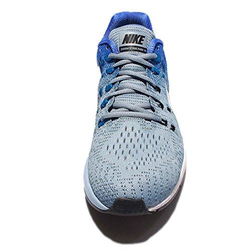 Zapatos para hombre Air Zoom Structure 19 azul - gris