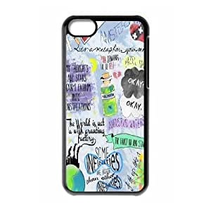 5SOS Snap on Cover Personalized TPU Case For Iphone 5c AKN233889
