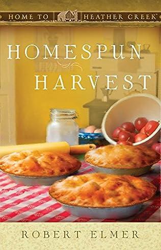book cover of Homespun Harvest