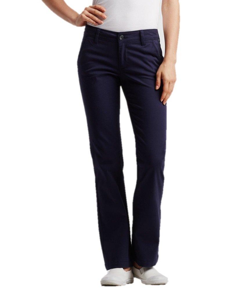 Aeropostale Womens Khaki Chino Pants 404 2R