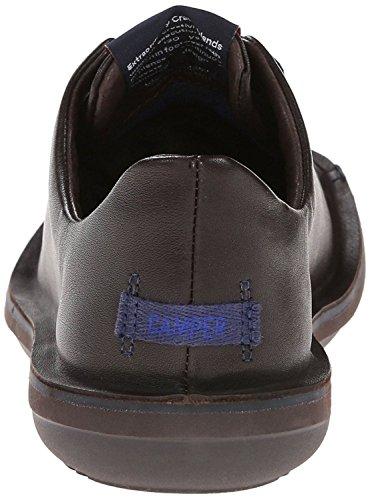 nbsp;Schuhe Stiefel Herren 18648 Schuhe Braun Blau Lo Leder Beetle Camper UfRqx1x
