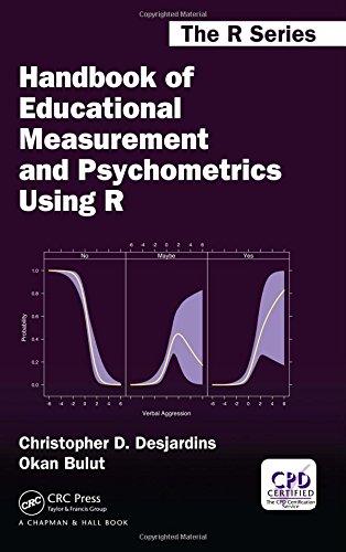 Handbook of Educational Measurement and Psychometrics Using R (Chapman & Hall/CRC The R Series)