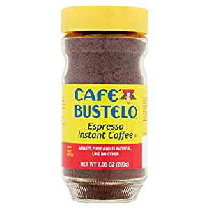 Café Bustelo Espresso Style Instant Coffee, 7.05 Ounce