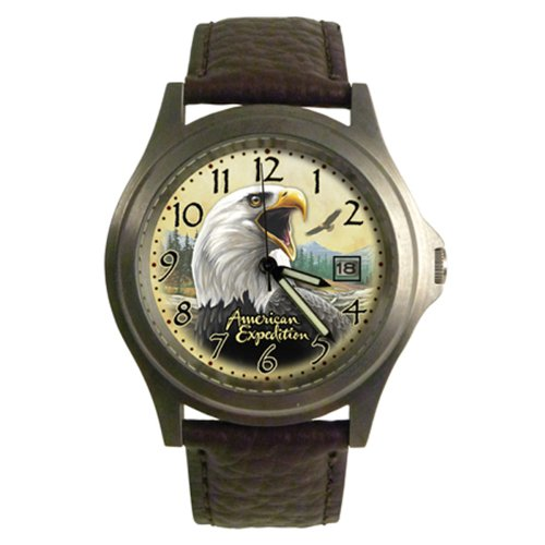 American Expedition Wrist Watch (Bald Eagle)